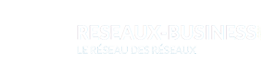 Logo Reseaux-Business.com blanc