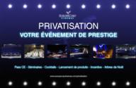 Pour tous vos événements - Louez une salle exceptionnelle, dans un lieu unique en France !