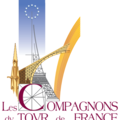 Small logo compagnon tour de france