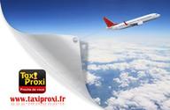 Votre taxi aeroport en moins de 10 minutes chrono - TAXI PROXI