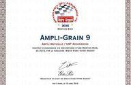 AMPLI-GRAIN 9 récompensé par Mieux Vivre Votre Argent