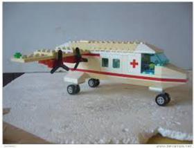 Big avion sanitaire