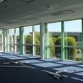 Small parc des reflets vitre etage