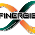 Small infinergies logo ombre