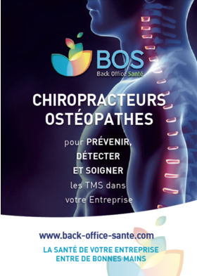 Big affiche bos oste os chiros entreprise