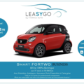 Small leasygo smartfortwo