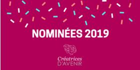 Big creatricesdavenir nominees2019 twitter