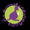 Small la maison kangourou logo
