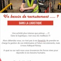 Small logistique