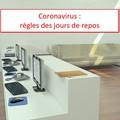 Small coronavirus et cong s pay s