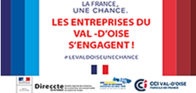 Big la france une chance logo sel