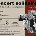 Small merci concert solidaire fonds de dotation merci