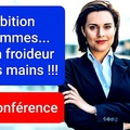Small conf froideur mains femmes