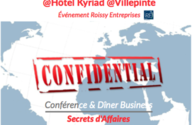 Protection des Secrets d'Affaires - Conférence & Cocktail Business