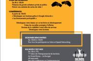 Convergence Entrepreneurs : 1er salon de l'entreprise et de l'entrepreneuriat du Grand Roissy - Le Bourget   - 24/09/2015 à Aulnay-sous-Bois
