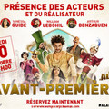 Small aladin 330 avant premiere 10 octobre europacorp