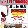 Small salon vins terroirs rotary villepinte 2017