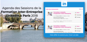 Big sessions formation linkedin paris