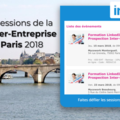 Small sessions formation linkedin paris