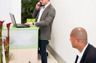 La pépinière d'entreprises Hubstart Center au Salon des Entrepreneurs les 4 & 5 février 2015