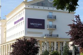 Big mercure hotel