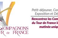 Compagnons du Tour de France : petit déjeuner, visite des chefs d'oeuvre, conférence, rencontre et déjeuner avec les apprentis - 7 Mars 2015