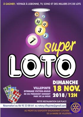 Big a3 loto rotary2018