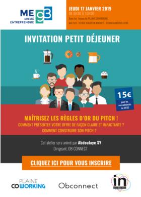 Big invitation petit dej le pitch 170118