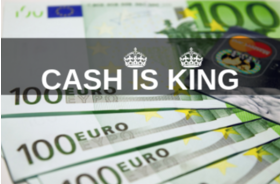 Big cash is king  1
