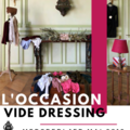Small affiche vide dressing