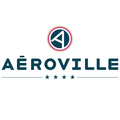 Big untouched logo aeroville