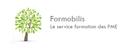 Big untouched logo formobilis
