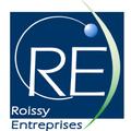 Big untouched logo roissy entreprises