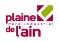Big untouched logo parc industriel de la plaine de l ain