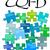 Small logo cqfd puzzle