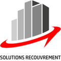 Big untouched solutions recouvrement.com logo rectangle 250x250 avec texte