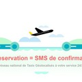 Small taxi aeroport pap forfait